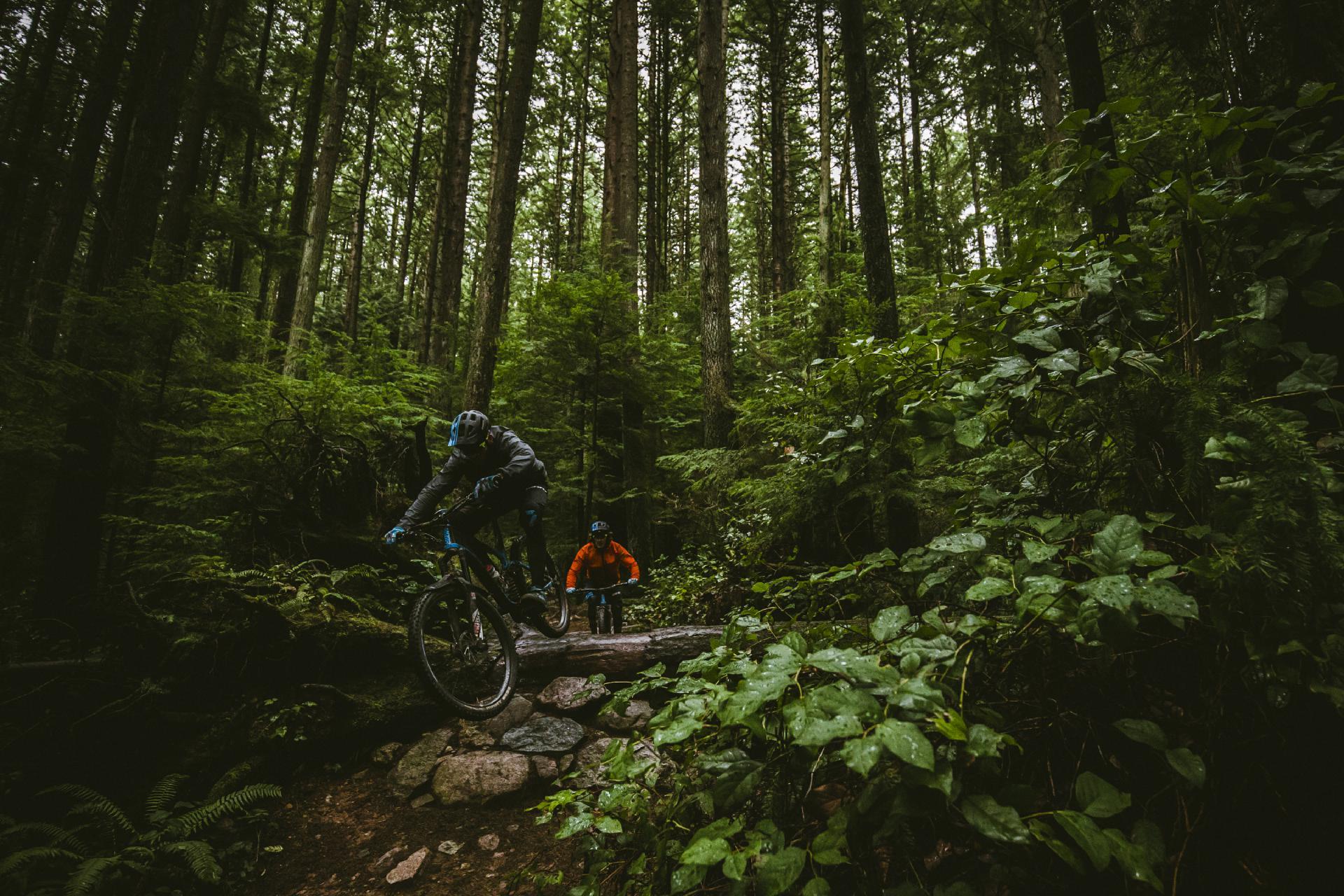 Schnelle Anstiege und rasante Abfahrten – dafür stehen die Sram Roam Laufräder.