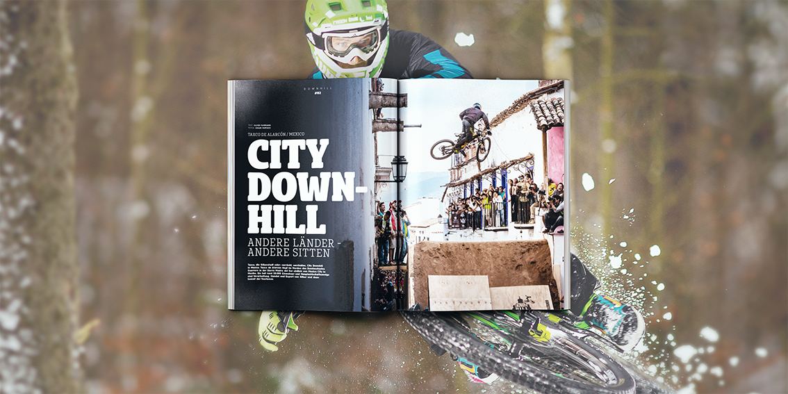 #002 Prime Mountainbiking Magazine - City Downhill