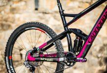 Pro bike check Pauline Dieffenthaler