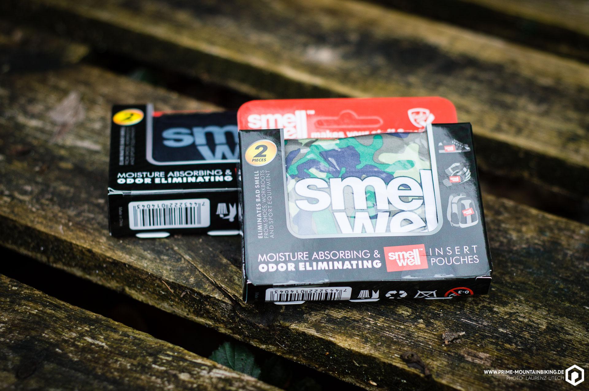 Ein pfiffiges Produkt - die SmellWell Duftkissen aus Schweden.