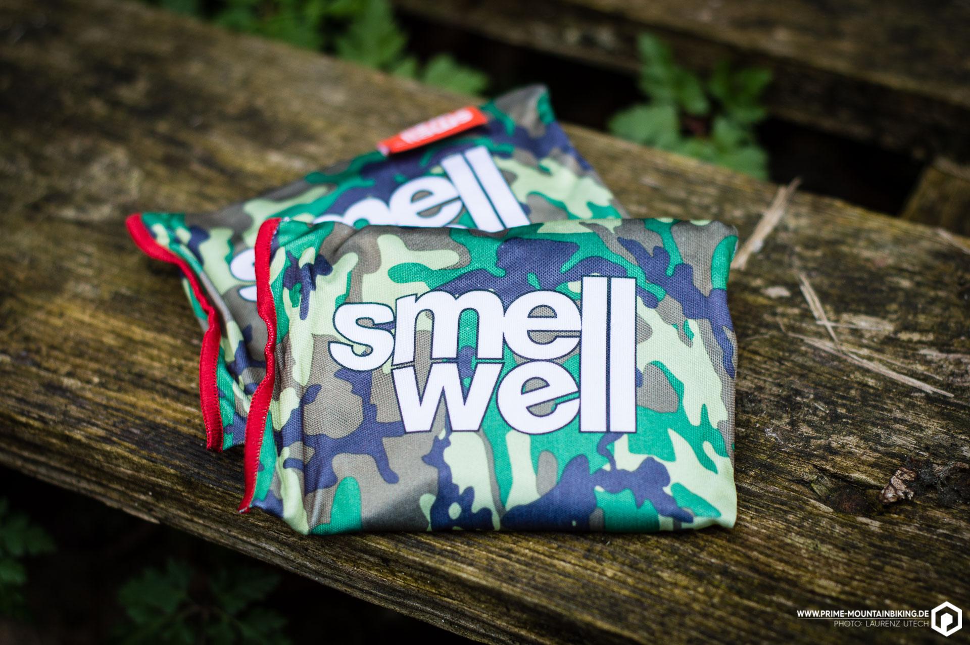 Die SmellWell Kissen machen optisch schon mal was her. Völlig egal, denn viel wichtiger ist, dass sie wie versprochen Gestank eliminieren.