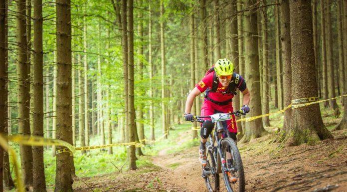 Dem ehemaligen XC-Profi und Ex-Nationalteamfahrer Marcel Fleschhut lagen die tretlastigen Stages. Am Ende landete er auf dem 6. Platz bei den Profis.