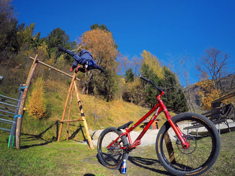 Fabio Wibmer Prime Mountainbiking