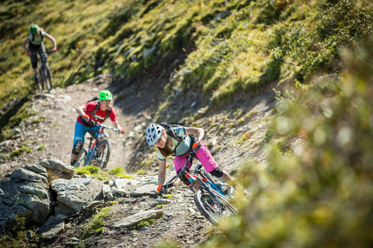 Die Big-10 ist wohl eine der epischsten Enduro-Touren der Alpen!