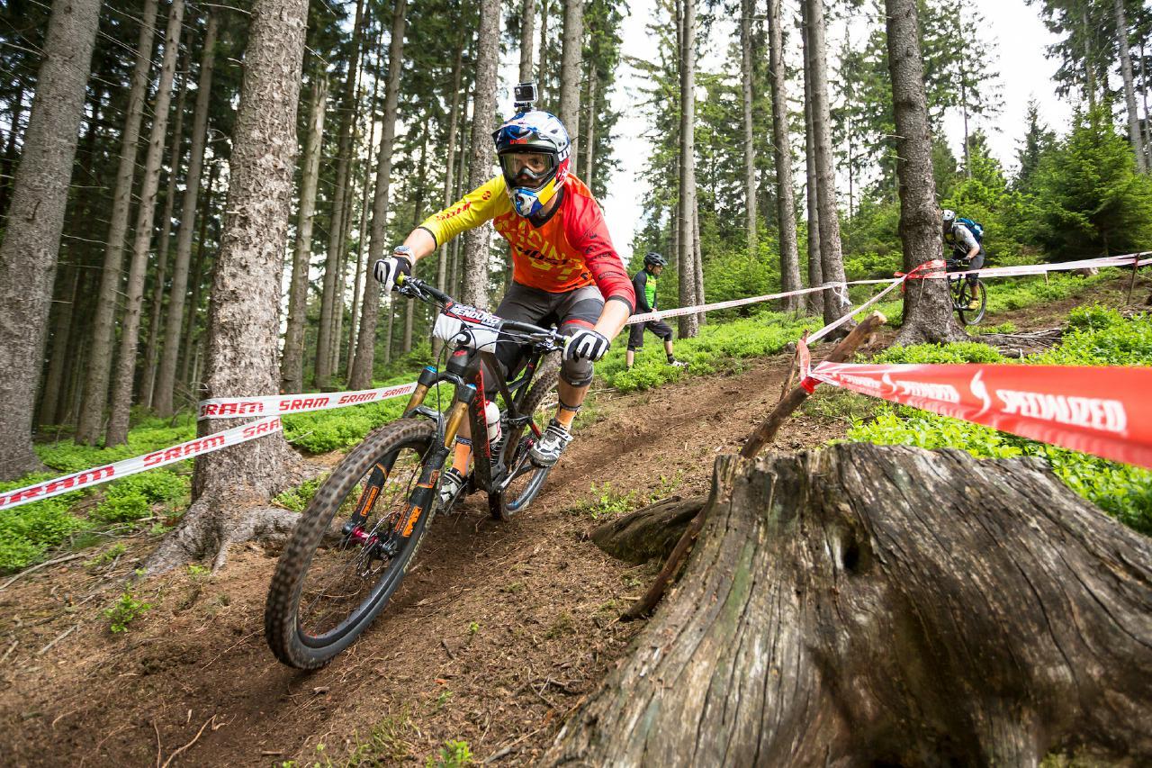 Michal Prokop zog dieses Wochenende gegen die starke Konkurrenz den kürzeren und belegte am Schluss den 5. Platz.