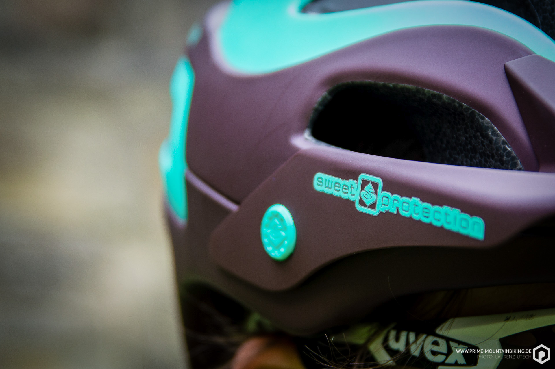 Sweet Protection Bushwacker Prime Mountainbiking