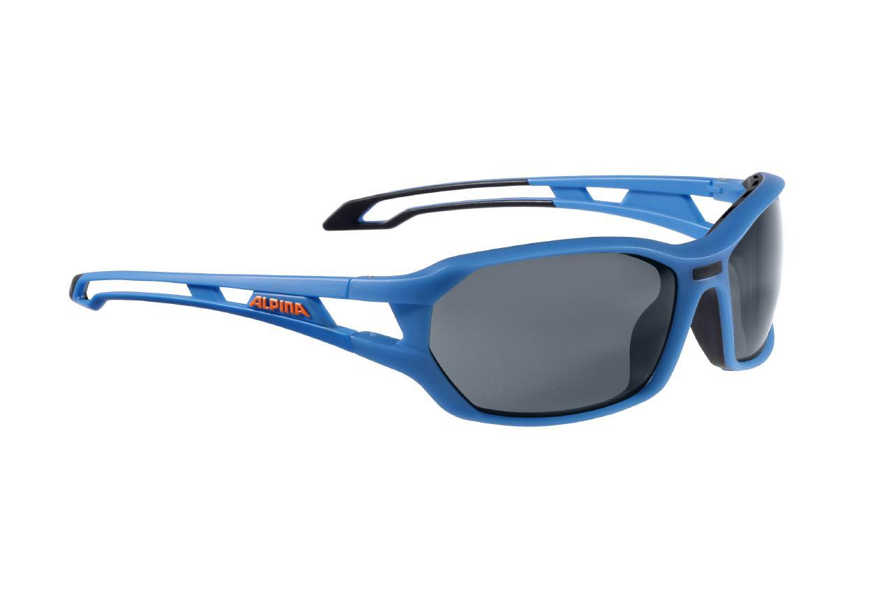 Alpina Sonnenbrille Berryn Polarized Weiß pLauHs