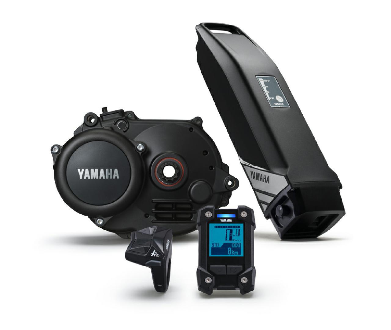 BH ist von den Vorteilen des neuen Yamaha PW-X Motors überzeugt und verbaut ihn 2017 in ihren E-Mountainbikes.