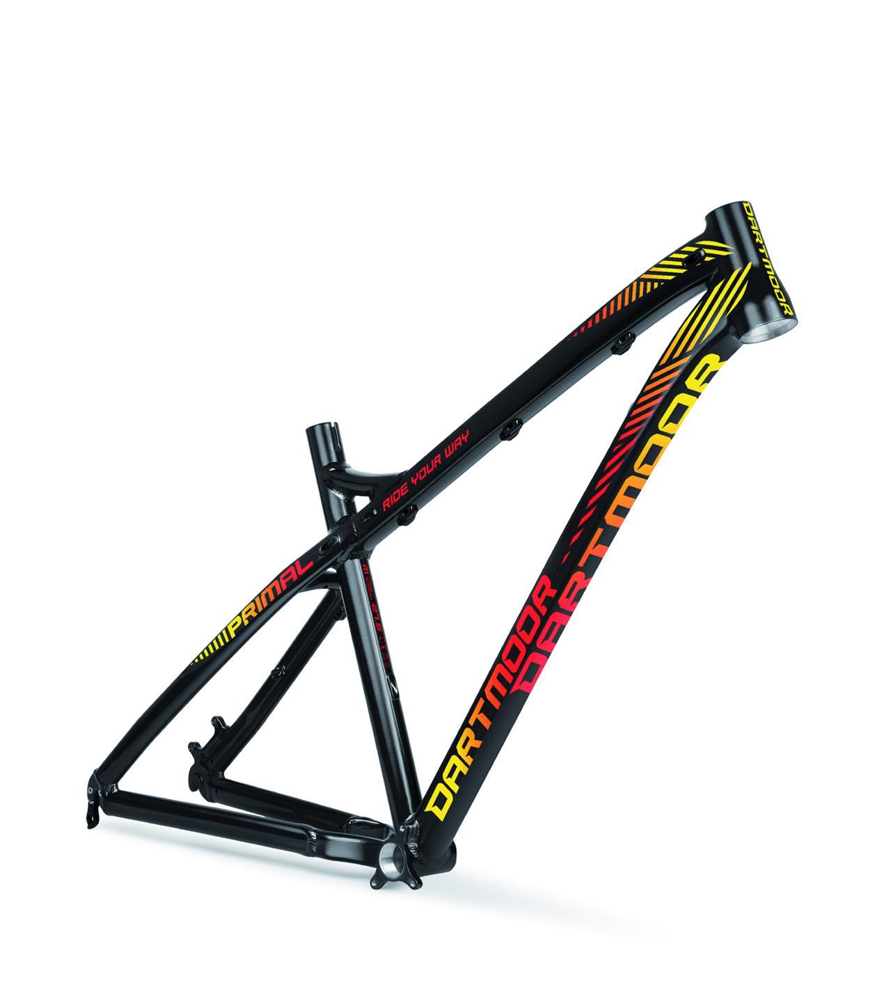 Vorgestellt: Dartmoor Bikes - Rahmen und Wheelsets | Prime ...