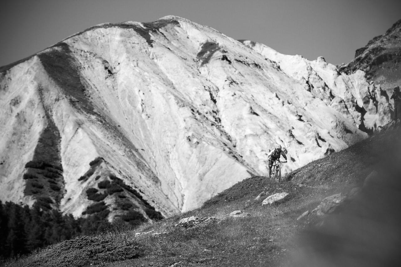 Die Trans Rezia führt ihre Teilnehmer sechs Tage lang durch die sagenhaften Berge der italienischen Alpen.