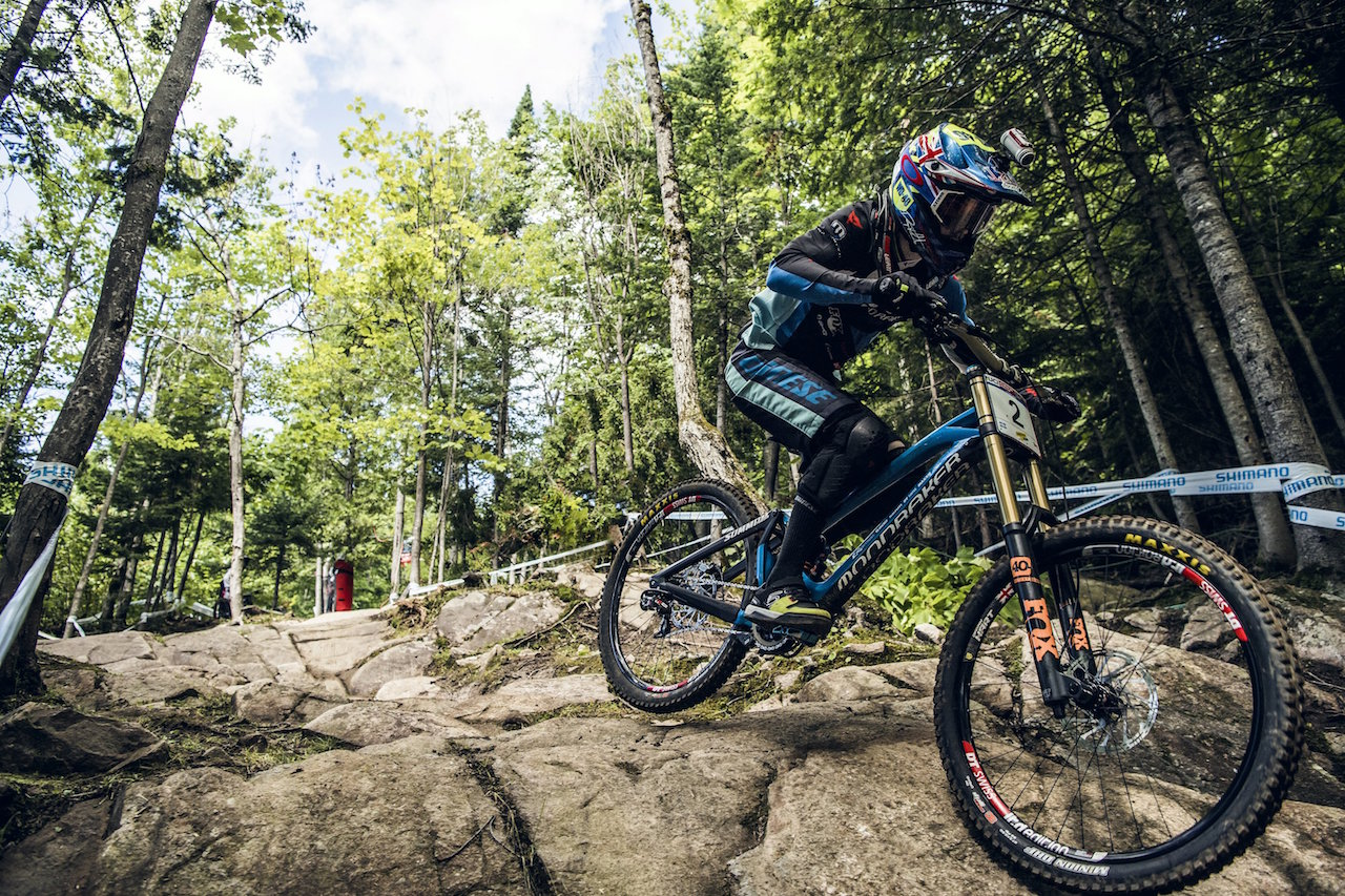 Mt St Anne World Cup 2016