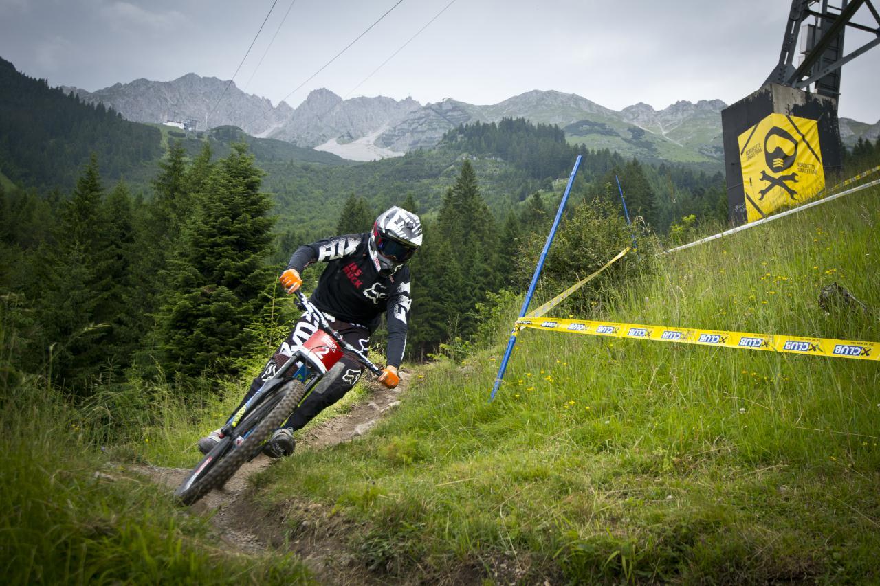 Das große Finale des Raiffeisen Club Downhill Cup Innsbruck findet am 30. September und 1. Oktober statt.