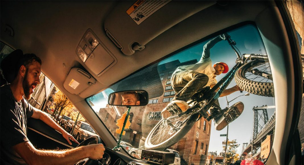 Photographer: Ale Di Lullo Red Bull Illume 2016 Category: New Creativity Athlete: Aaron Chase Location: Brooklyn, New York, USA