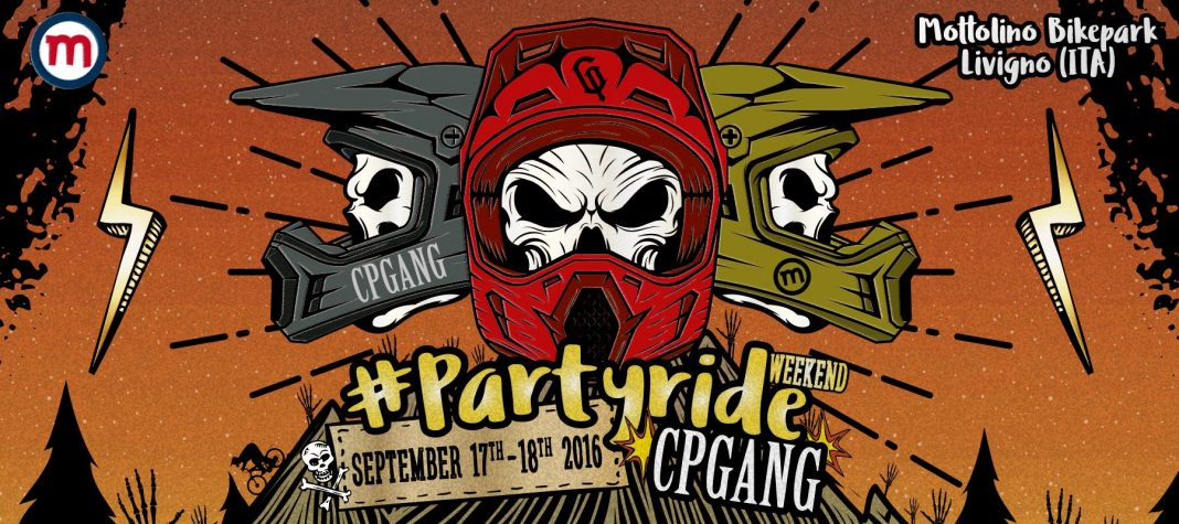 CP GANG Party Ride