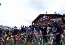 CP GANG Party Ride 2016