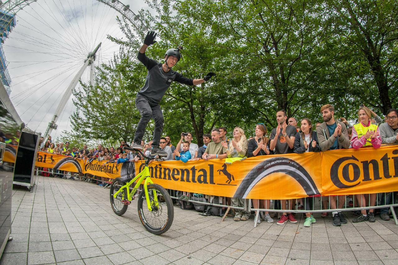 Produktneuheiten testen und sich von den Shows der weltbesten Street-Trial-Fahrer begeistern lassen, das kannst du auf den Eurobike Festival Days.