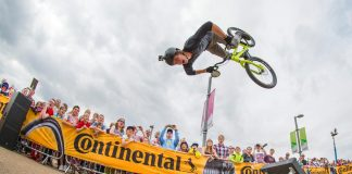 Drop and Roll Tour Eurobike 2016