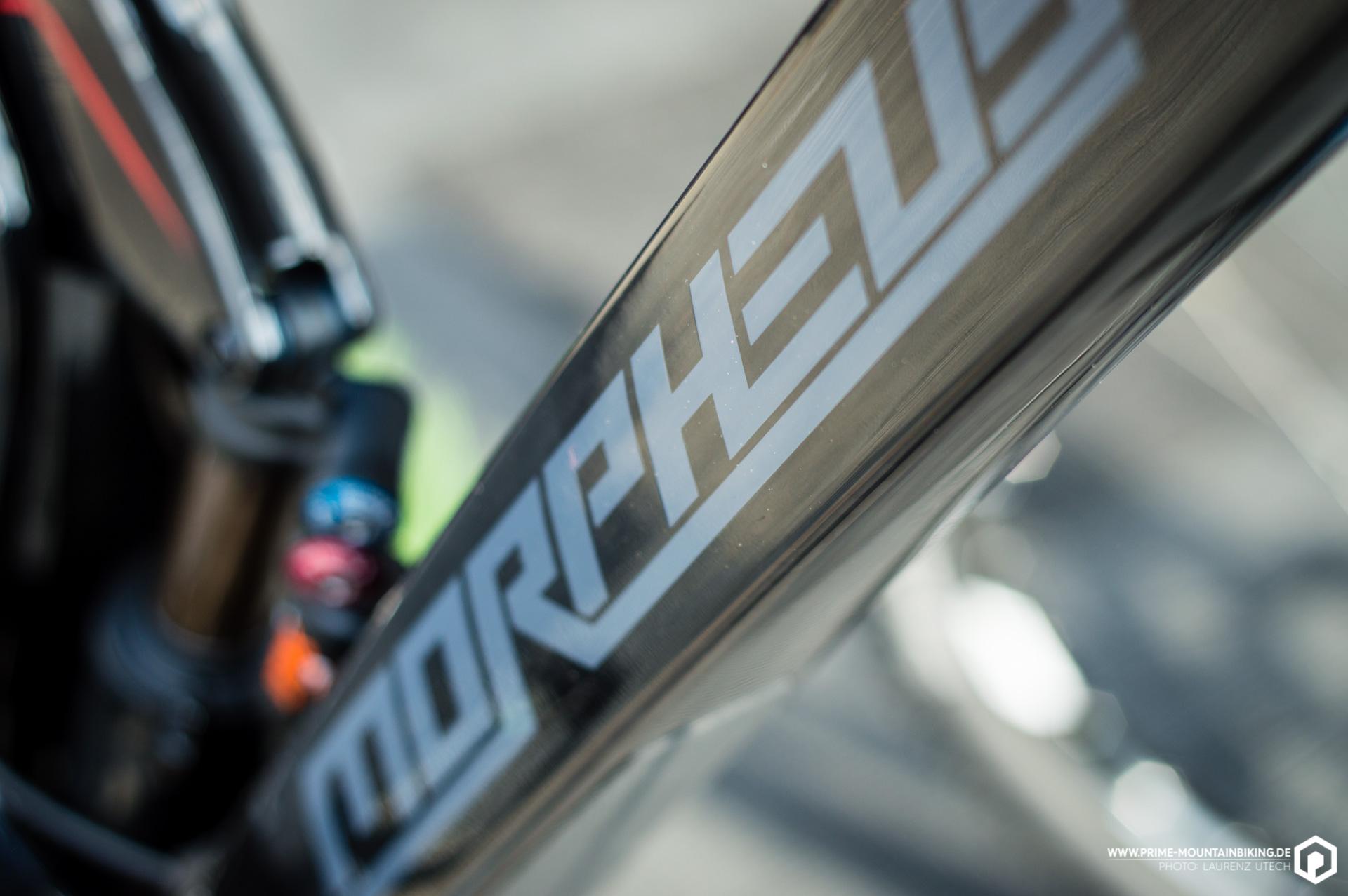 Morpheus Conspiracy Downhill Bike