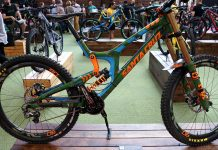 Santa Cruz Syndicate Carbon V10 CC - Steve Peat