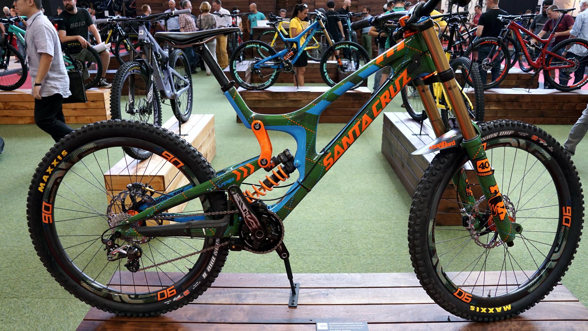 Santa Cruz Syndicate Carbon V10 CC - Steve Peat