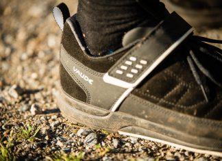 Der Moab Low AM Flatpedal-Schuh von Vaude im First Look.