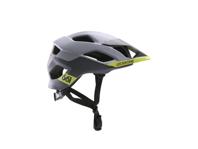Der Evo AM Helm von 661 gefällt optisch und bietet viele Features.