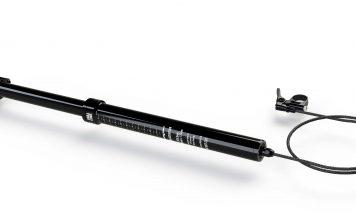 Die Variostütze Fall Line von 9point8 gibt es in drei Verstellbereichen bis 200mm.