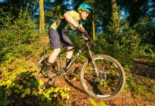 Ghost Asket LC 9 Hardtrail in Action