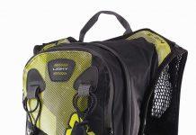 Neuer Rucksack für 2017: Der Hydration Cargo 3.0 DBX von Leatt mit Protektor und Trinkblase
