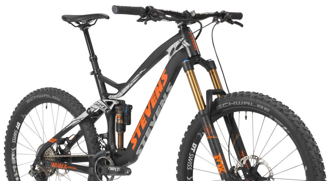Stevens spendiert seiner Whaka-Familie Carbon | Prime Mountainbiking