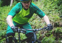 Zimtstern Fatonz Jersey & Trailstar Shorts in Action