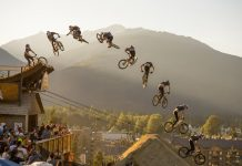 Thomas Genon Canyon Factory Freeride Team