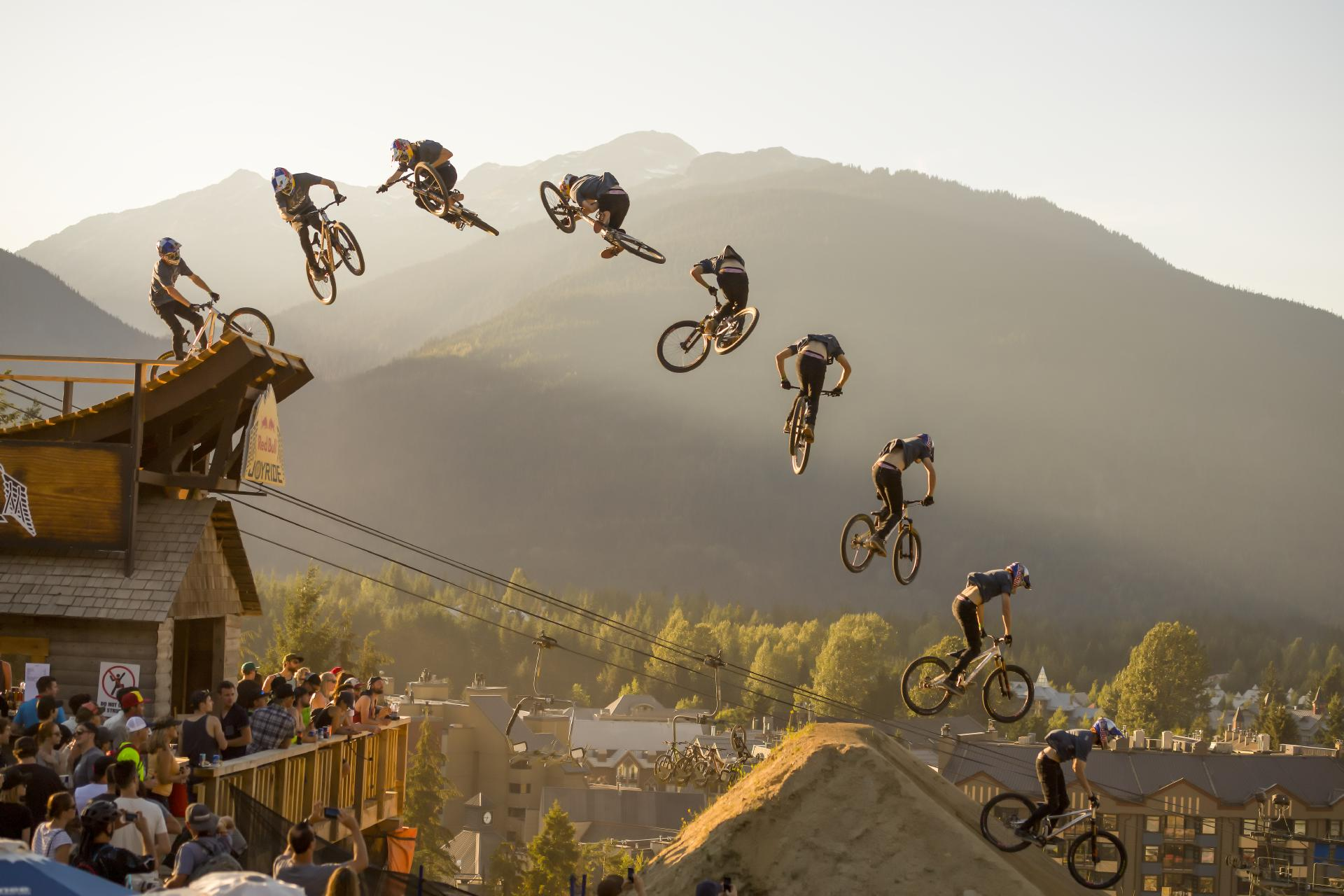 Thomas Genon Canyon Factory Freeride Team