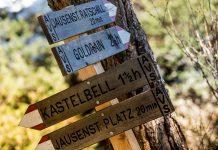 Die Qual der Wahl für den nächsten Downhill in Latsch