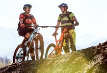 Carolin Gehrig - Frauen biken besser unter Frauen
