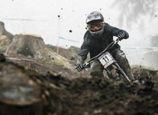Mountainbiken bei Regen
