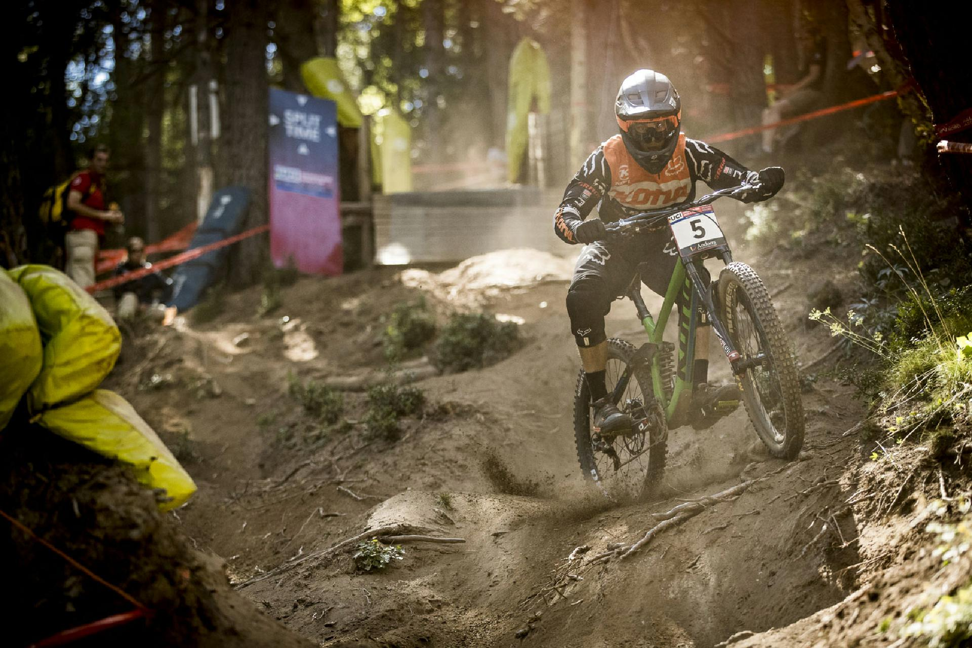 RAW Downhill World Cup