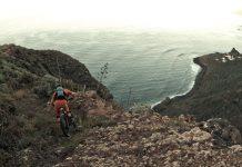 Bergab heißt immer Richtung Meer auf La Palma