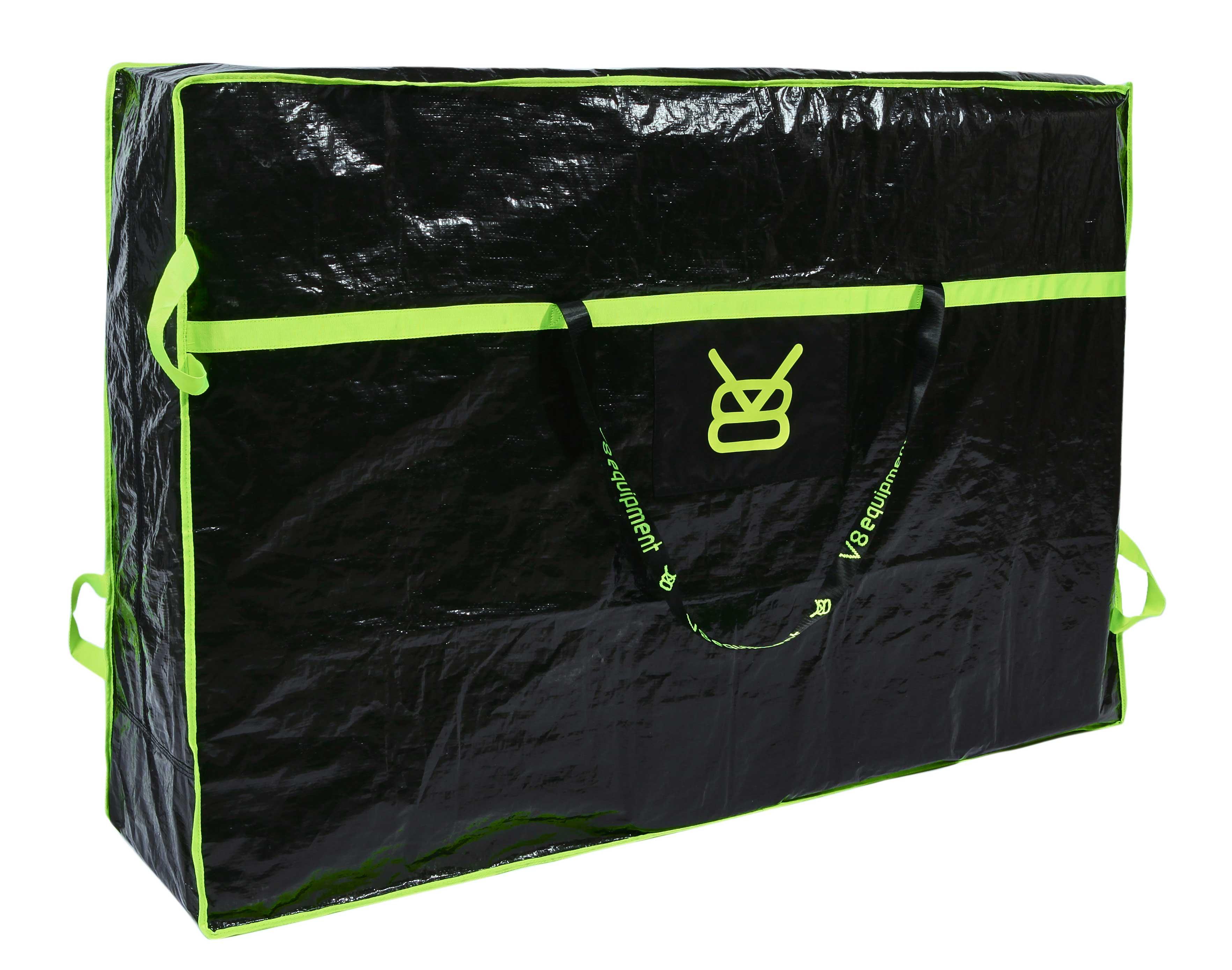 mud set von v8 equipment die ikea tasche f rs bike prime mountainbiking. Black Bedroom Furniture Sets. Home Design Ideas