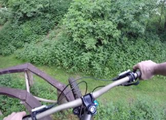 Skinny Mountainbike Northshore