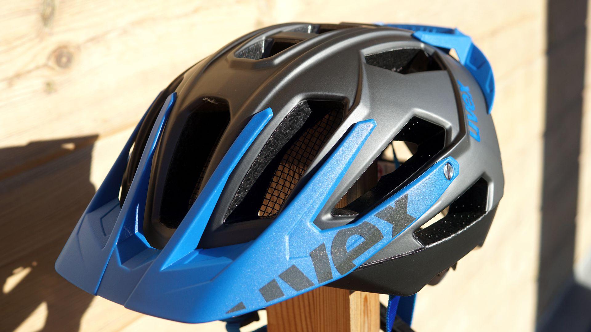 uvex quatro pro ein allround helm prime mountainbiking. Black Bedroom Furniture Sets. Home Design Ideas