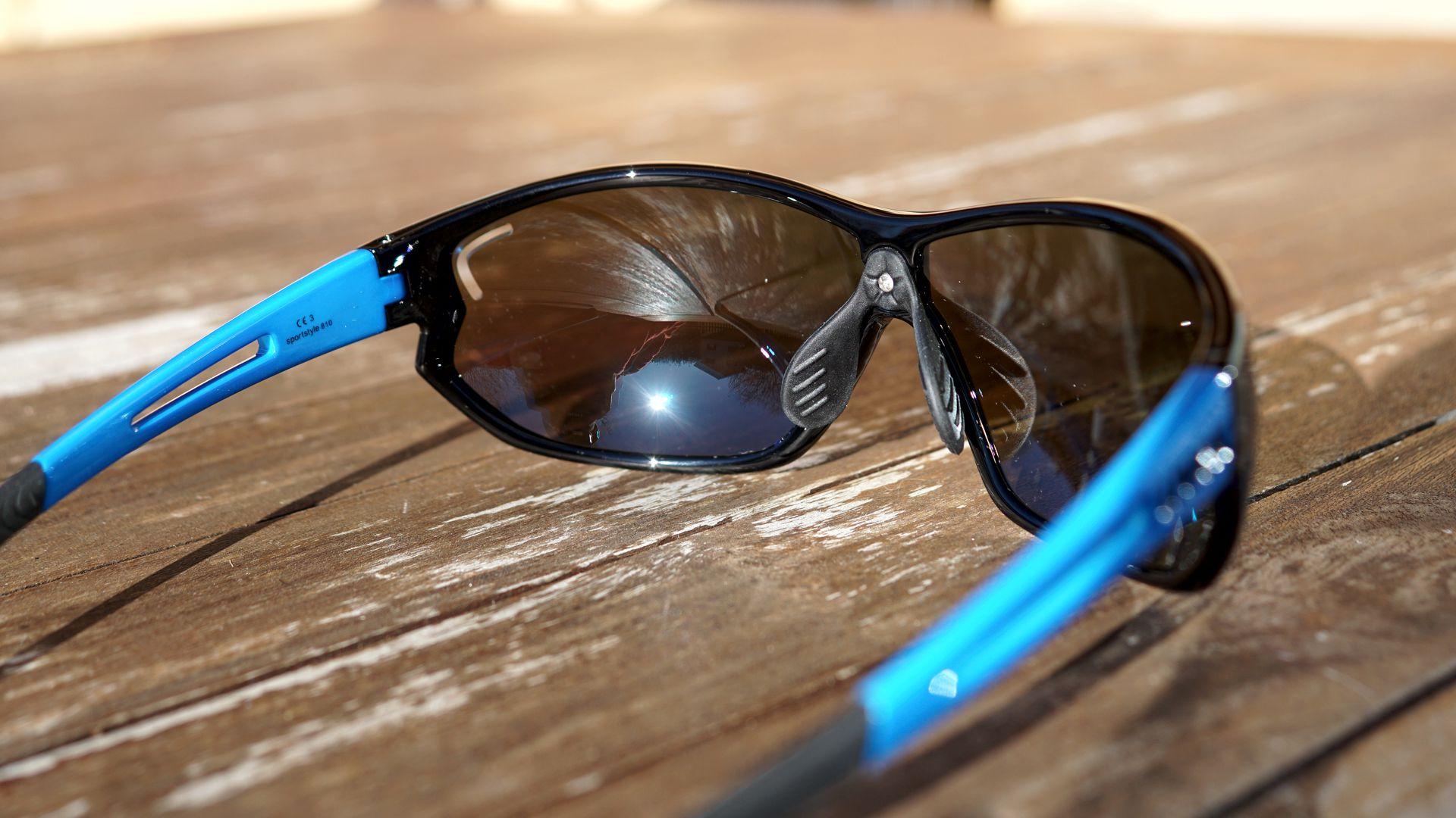 Uvex Sportstyle 810 black/blue