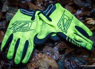 Zanier Downhill Race Handschuhe im Test