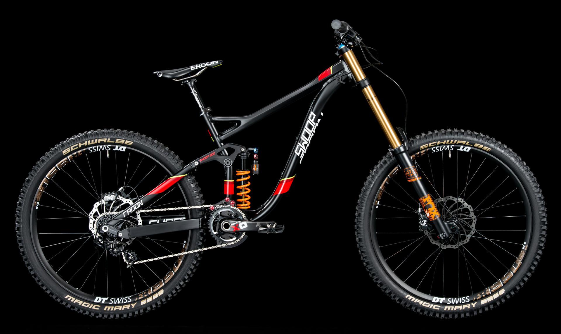 Radon Swoop 200 DH Teambike