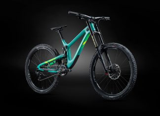 Propain Rage Carbon in mint