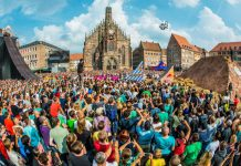 Comeback: Red Bull District Ride Teil der FMB World Tour 2017