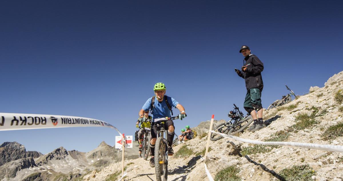 Rocky Mountain Trail Games Foto: St. Moritz Mountains/ Moritz Garhammer