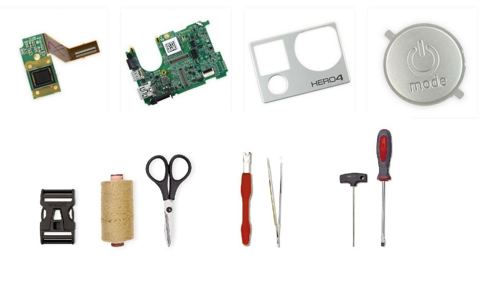 Auf der Plattform iFixit gibt es Anleitungen und Sets für zahlreiche Reparaturen