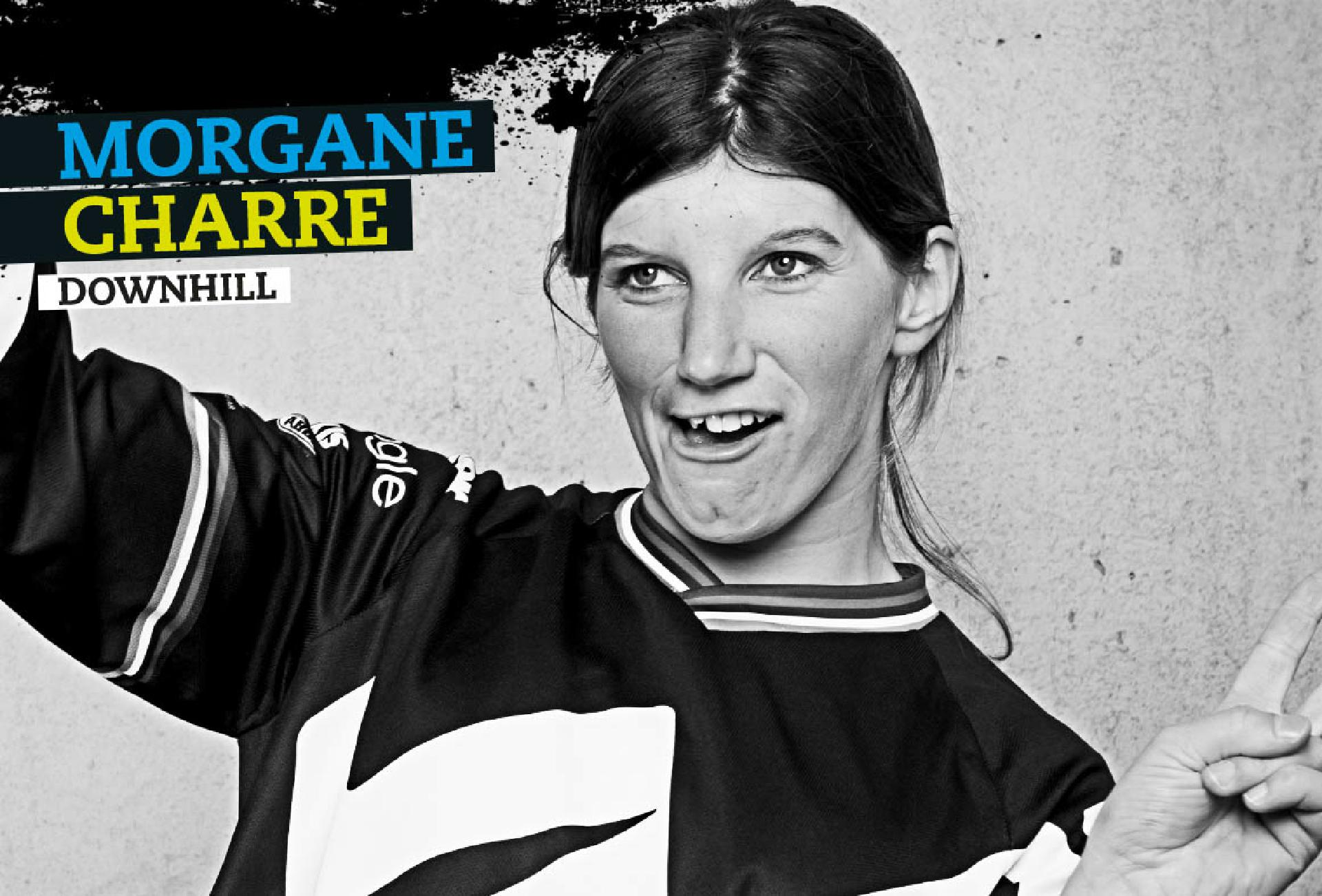 Bergamont Morgane Charre