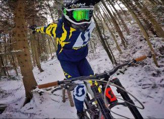 Schnee-Downhill-nico vink vinzent tupin snow